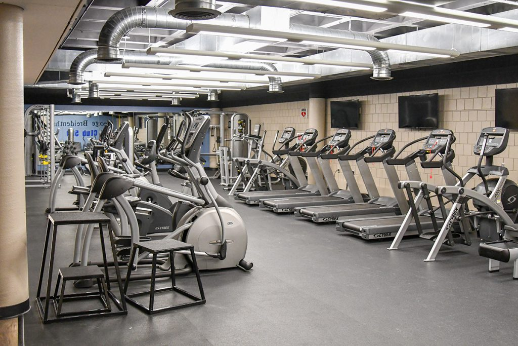 Club 500 Onsite Fitness Center